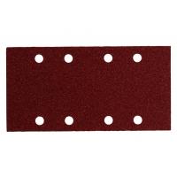 Шлифовальные листы METABO 93 x 185 мм, 8 отверстий, на липучке (625765000)